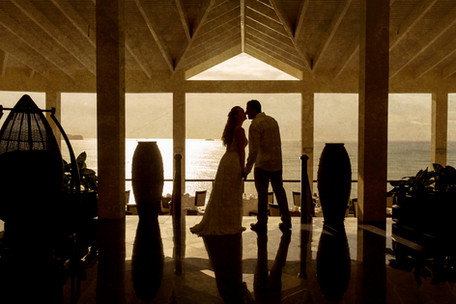 Destination Wedding Calabash Cove