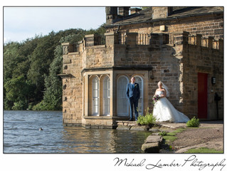 The wedding of Annette & Carl near Newmillerdam