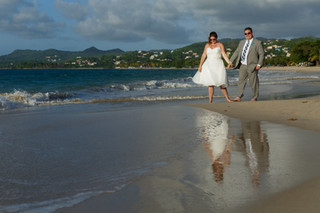 Beach Wedding Photographs