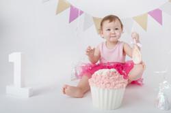 Photographs of Cake Smash