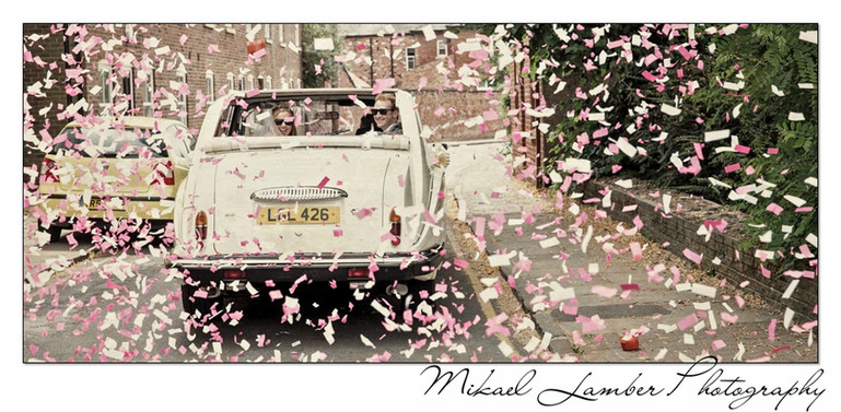 Wedding Car Doncaster