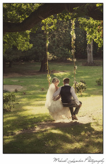 Wedding swing, Rossington Hall