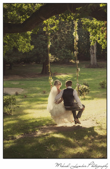 Wedding swing, Rossington Hall