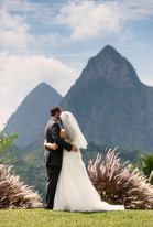 Wedding The Pitons Caribbean