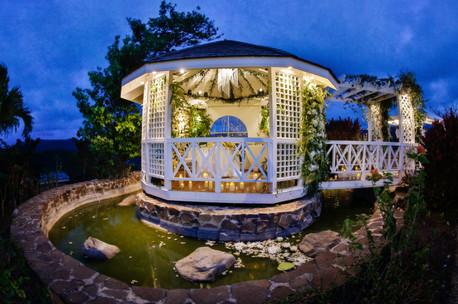 Wedding Setup St Lucia ACW
