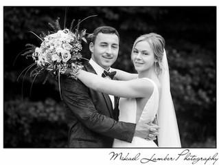 The wedding of Scarlett & Jake