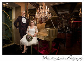 Joanne & Michael's wedding at The Earl o