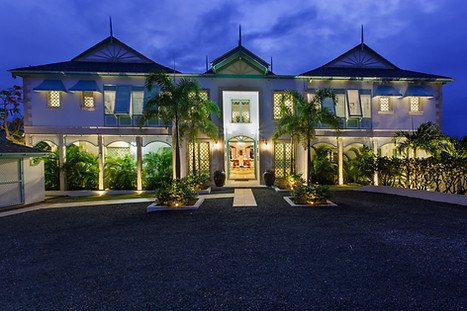Twilight Photo Saint Lucia