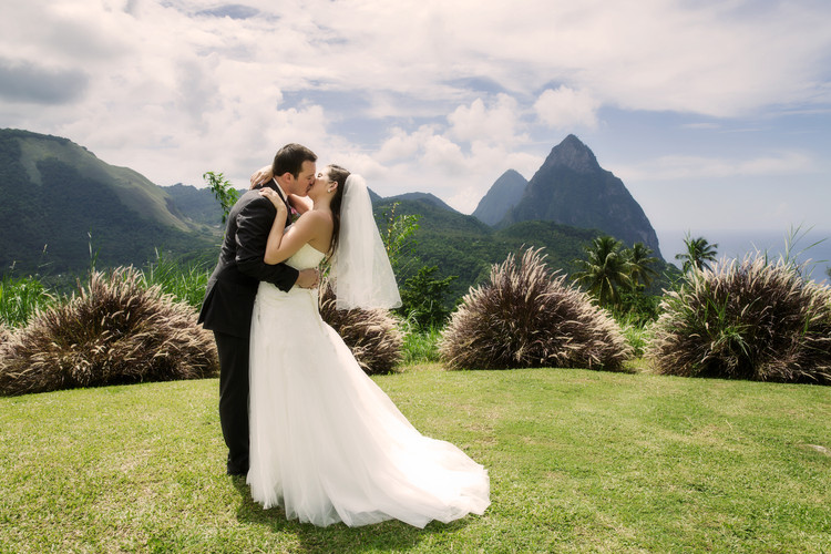 Destination Wedding Saint Lucia