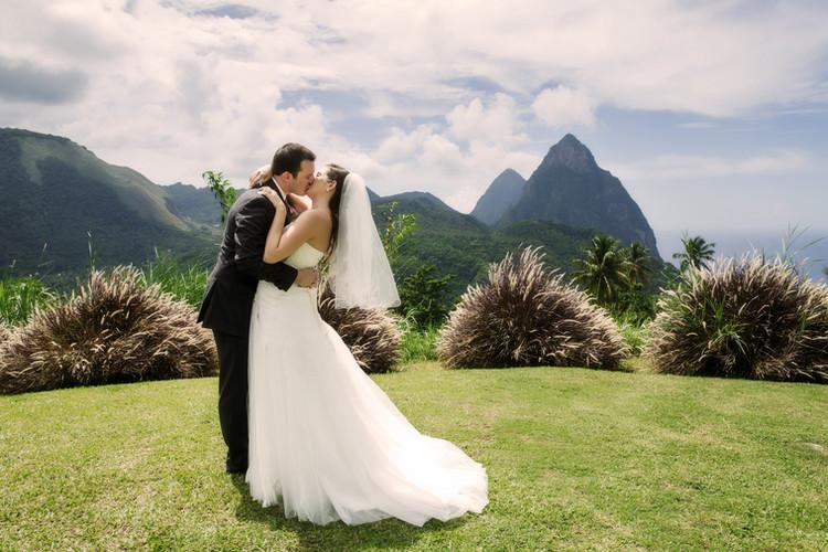 Destination Wedding Saint Lucia