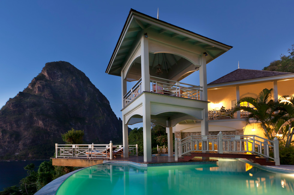 Holiday Let property St Lucia