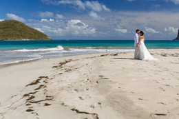 Beach Wedding Saint Lucia
