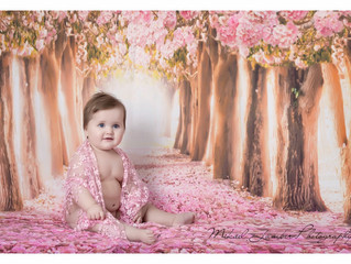 Theia 8 months old