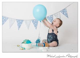 Cakesmash - Jack one year old
