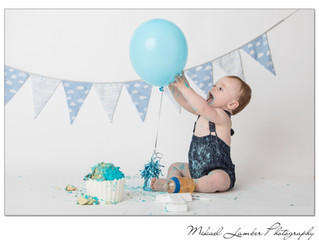 Cakesmash - Jack one year old