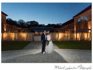 The wedding of Donna & Richard