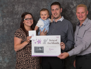 Winner - Baby of the month