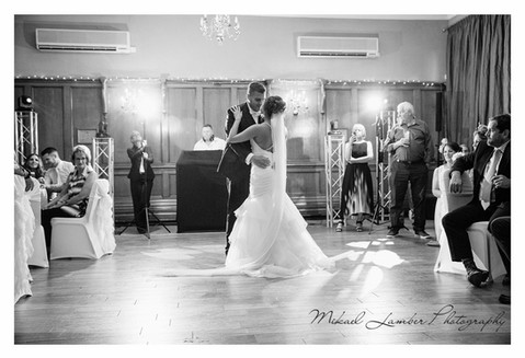 First Dance, the Maynard Hotel