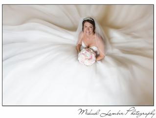 Hazel & Lee's Wedding at Wortley Hall