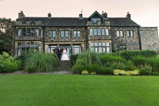 Whirlowbrook Hall wedding venue