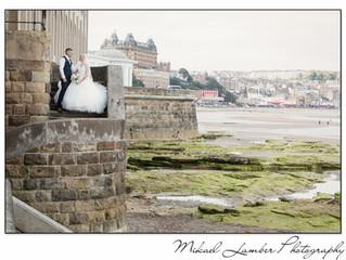 The wedding of Sheri & Scott in Scarborough