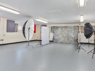 New photography studio