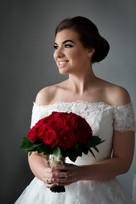Bride photograph Whirlowbrook Hall