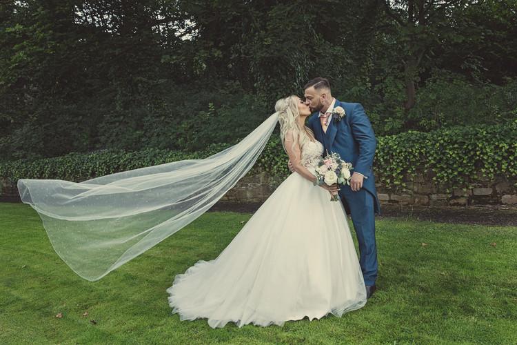 Tankersley Manor wedding