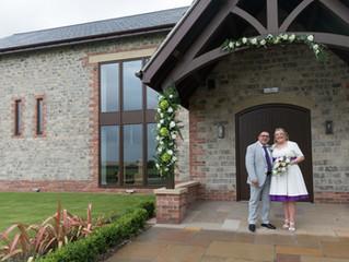 The wedding of Kerry & Florin