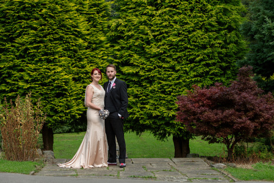 Whirlowbrook Hall wedding photographer