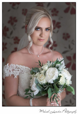 Wedding portrait Bride
