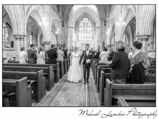The wedding of Rachael & Nathan