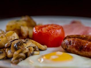 Food Photography - full English