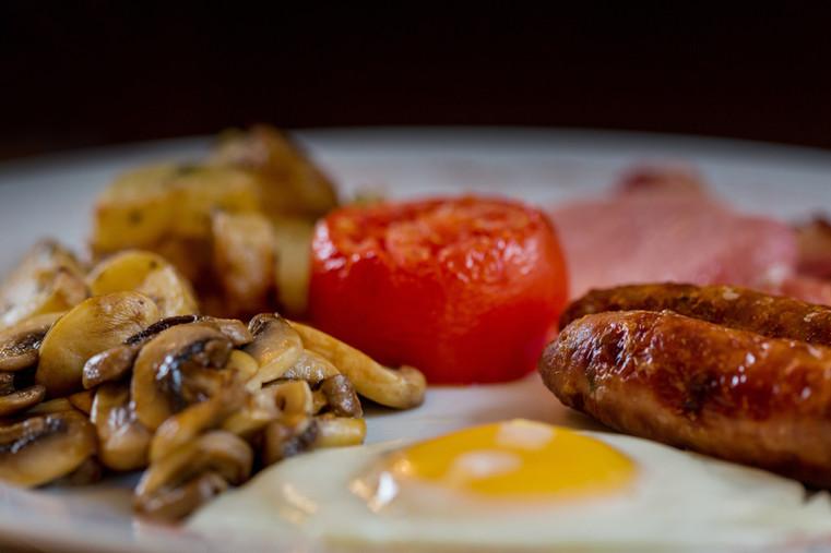 Food Photographs Breakfast Sheffield