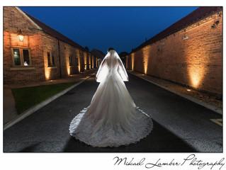 Hannah & Daniel's wedding at Ye Olde Bell