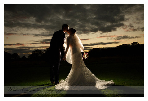 Siluette wedding - Mount Pleasant - Wedding Photography