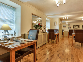 Commercial Photographer Dining room
