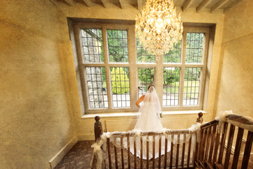 Whirlowbrook Hall bride