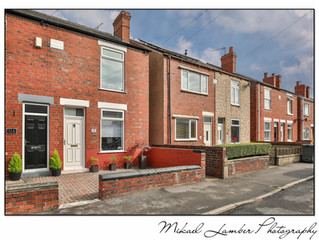 Property photography in Sheffield South Yorkshire