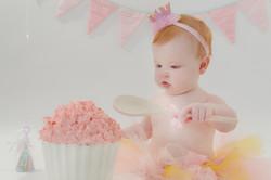 Cake Smash Photography Chapletown