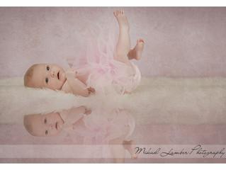 Baby Photographs of Eva