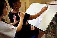 ergothérapeute femme pour adultes troubles neurologiques sarthe 72 montval sur loir