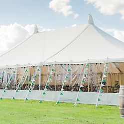 Traitional Pole Marquee