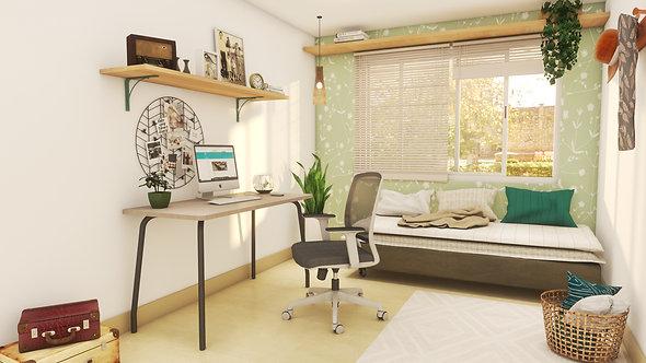 Combo Studio N/A Silla Afinity Grey