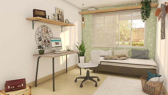 Combo Studio N/A Silla IO