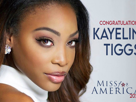 Miss for America Strong 2021 | Kayelin Tiggs