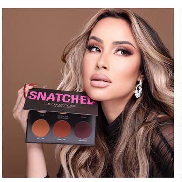 SNATCHED - THE FACE PALETTE $48