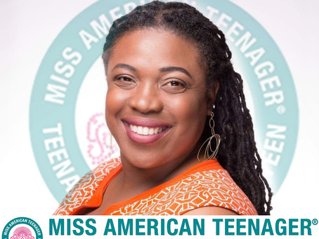 Peta-Gay Lewis acquires the Miss American Teenager® Pageant New Castle, Delaware