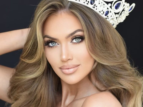 Madeleine Overby is Miss Supranational USA 2021