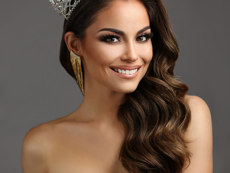 Marisa Butler of Maine Crowned Miss Earth USA 2021